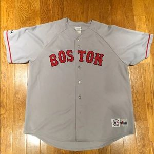 2000s Boston Red Sox Baseball Jersey